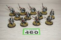 Warhammer Lord of the Rings Numenor Spearmen x 12 - Metal LOT 460