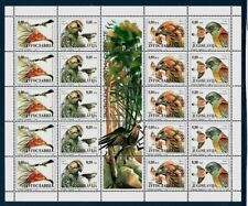 Yugoslavia Sc 2237 NH Minisheet of 1994 - Birds