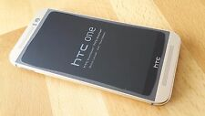 HTC One m9 32gb in oro on ORO brandingfrei + simlockfrei + con Pellicola ** tabulazione **