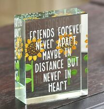 Spaceform Friends Forever Token Friendship Birthday Gift Ideas For Her 1916
