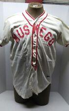 Vintage Authentic Boy's High School  Baseball Uniform 1950's 60's Complete