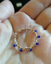 14 k Gold filled ring , Jewellery Gold Wire 20g,Size R
