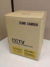NEW Costar Fastrax PTZ Dome CCTV Camera CDC2500HX Pan Tilt Zoom Surveillance
