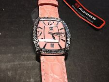 NOS Dodge watch PROMOTIONAL VINTAGE 30016 Challenger CHARGER SRT RAM Ladies