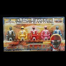 Bandai Power Rangers Gokaiger BOUKENGER RANGER KEY SET Gokai ranger-key series