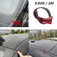 Universal 9.84ft Rubber Seal Car Front Rear Windshield Sunroof Waterproof