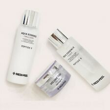MEDI PEEL Peptide 9 Volume Base 3 Kinds Set Toner/Emulsion/ Tox Cream K-Beauty