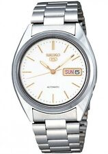 SQNP SNXG47K1 Seiko 5 Gents Date Display Stainless Steel Automatic Watch
