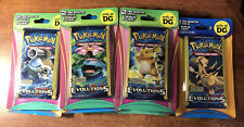 14 x Pokemon XY Evolutions Mini Booster Pack Blister & 1 Bonus Card DG 14 Count