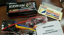 Hobbywing EZRUN V1 150A Brushless WP Waterproof ESC T-Plug  - USA Seller - New