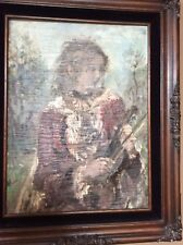 HUNGARIAN OIL PAINTING BY ARTIST SIGNED NARAY