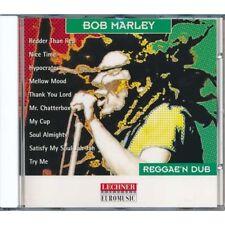 Bob Marley Reggae N Dub Lechner Euromusic 2000 Music CD