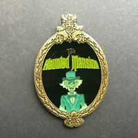 WDW Haunted Mansion Oval Frame Ezra Ghost - Disney Pin 132