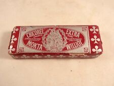 Ancien jouet épicerie tablette chicorée extra Mokta williot marchande 1930 RARE