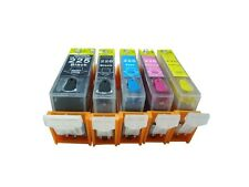 5 pks Refillable ink for Canon PGI-225 CLI-226 ip4820 MG5220