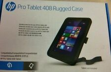 NEW Rugged Case For HP Pro Tablet 408  - Black - L0V31UT