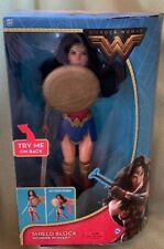 Wonder Woman Shield Block Doll Action Figure