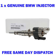 BMW PETROL INJECTOR 13537589048 N43 N53 GENUINE OE NEW FUEL