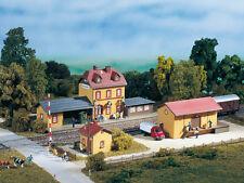 Auhagen 15102 Gauge H0 Startset Railway Station Wachstädt #