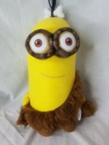 Caveman minion plush - Used