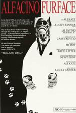 ALF Scarface Parody 1987 Rare Vintage Original Poster 24x36