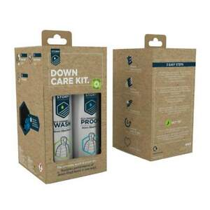 Storm Eco Down Care Kit - Wash and Reproofer