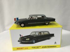 1/43 French Atlas Dinky 1435 Citroen Presidentielle Diecast Car Model Collection