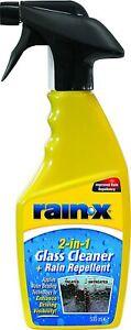 Rainx Rain Repellent and Glass Cleaner