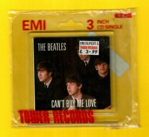 The Beatles CD3R 5114 Can't Buy Me Love / You Can't Do That Tower Records Sealed