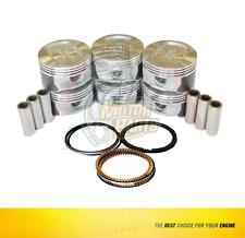 Pistons & Piston Rings For Ford E150 E250 F150 Freestar 4.2L - SIZE 020