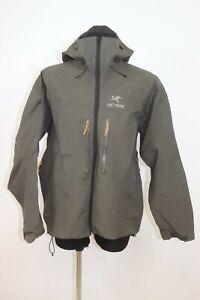 Arc'teryx Arcteryx Mens COFFEE BAN GORE-TEX ProShell Hooded Outdoor Jacket sz XL