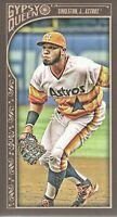 2015 Topps Gypsy Queen Mini #85 Jon Singleton Houston Astros