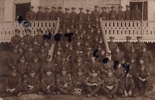 WW1 soldier ASC Army Service Corps France 1st Cavalry 25th or 37th Division