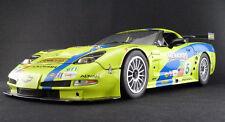 Racer Chevy Vette Corvette Race Sport Car 24 Daytona 1 12 Carousel Blue 18 GMP