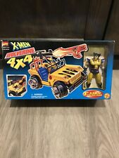1997 Toy Biz  X-men Wolverine 4x4 With Figure Factory Sealed