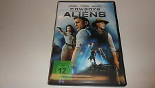 DVD  Cowboys & Aliens In der Hauptrolle Daniel Craig, Harrison Ford