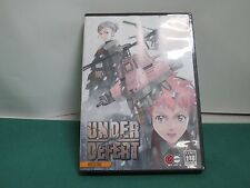Dreamcast -- UNDER DEFEAT LIMITED EDITION -- JAPAN GAME Clean & Work fully 45519