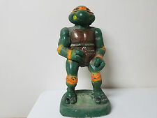 Handmade TMNT Michelangelo Ninja Turtles Garden Statue
