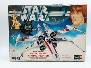 Star Wars - TAKARA - Maquette - The Authentic Luke Skywalker X-Wing Fighter