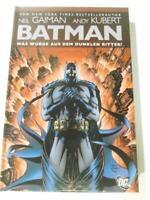 BATMAN Was wurde aus dem dunklen Ritter Hardcover limitiert 333 Stück Z 0-1