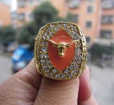 2005 Texas Longhorn Rose Bowl Team Ring Souvenirs Fan Men Gift