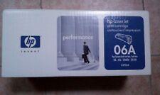 HP 06A Toner LaserJet 5L -  6L -3100- 3150 cod. C3906A NUOVO ORIGINALE SIGILLATO