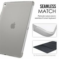 Apple iPad Pro 9.7 Case Back Cover Compatible With Official Smart keyboard