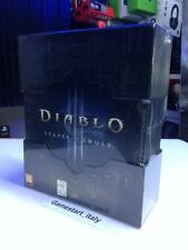 DIABLO 3 REAPER OF SOULS COLLECTOR'S EDITION (PC) NUOVO SIGILLATO VERSIONE ITA