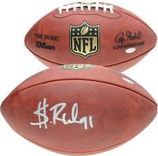 Sheldon Richardson Cleveland Browns Signed Duke Pro Football - Fanatics