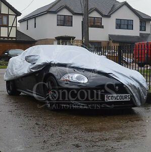Jaguar XK8/XKR (X-100) Breathable Car Cover, from years 1996 to 2006
