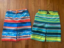 Lot Of 2 NWOT Boy's Zeroxposur Swim Shorts Size XL 18-20