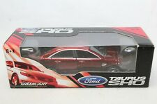 Greenlight 1:64 Scale 2009 FORD TAURUS SHO (RED)