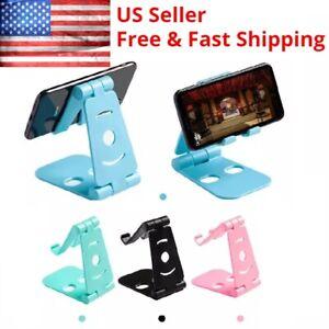 Universal Lightweight Foldable Phone Holder Stand iPhone Samsung Galaxy