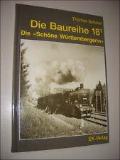 La série 18.1 - la belle württembergerin-Thomas Scherer-RARE